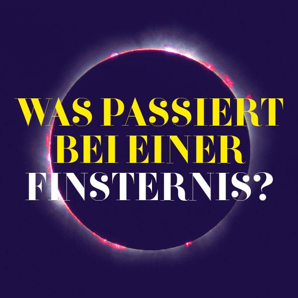 Finsternis Illustration und Copyright Claudia Hohlweg für Blumoon