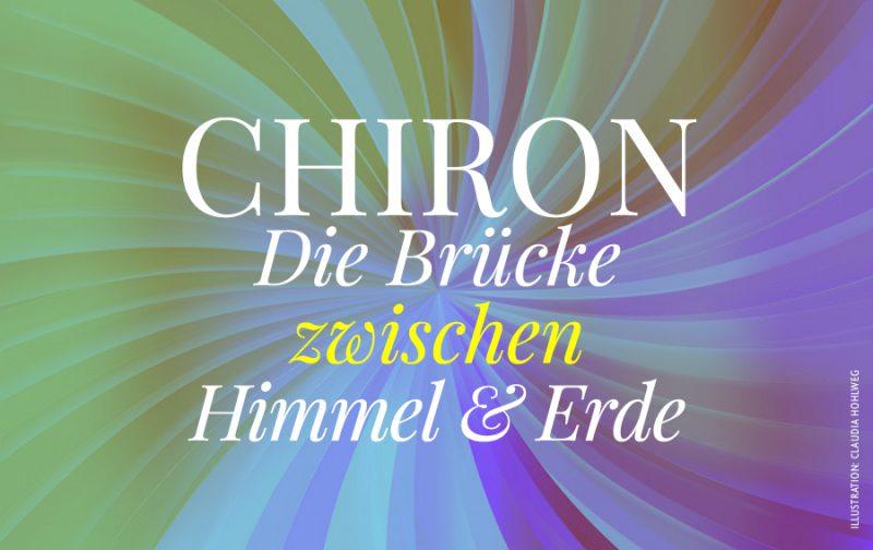 Farbige Illustration für Chiron